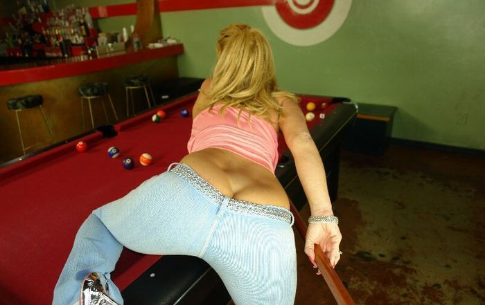 Girls and billiard - 35