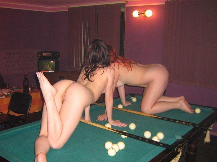 Girls and billiard - 36