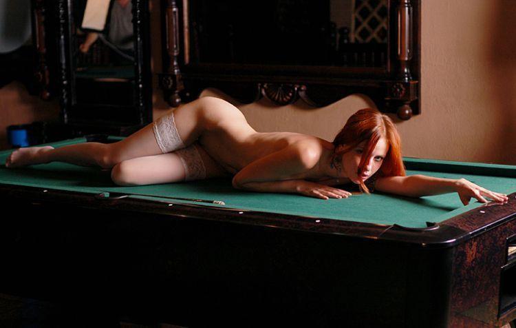 Girls and billiard - 37