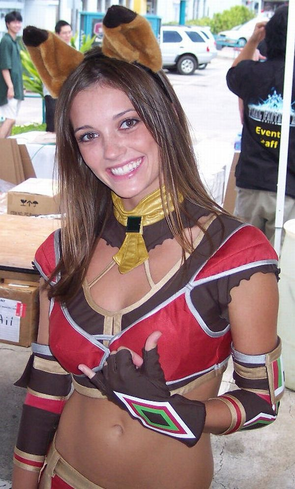 Sexy cosplay girls from around the world - 26