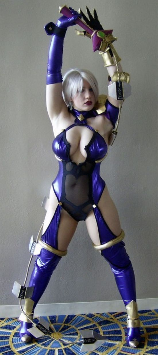 Sexy cosplay girls from around the world - 28