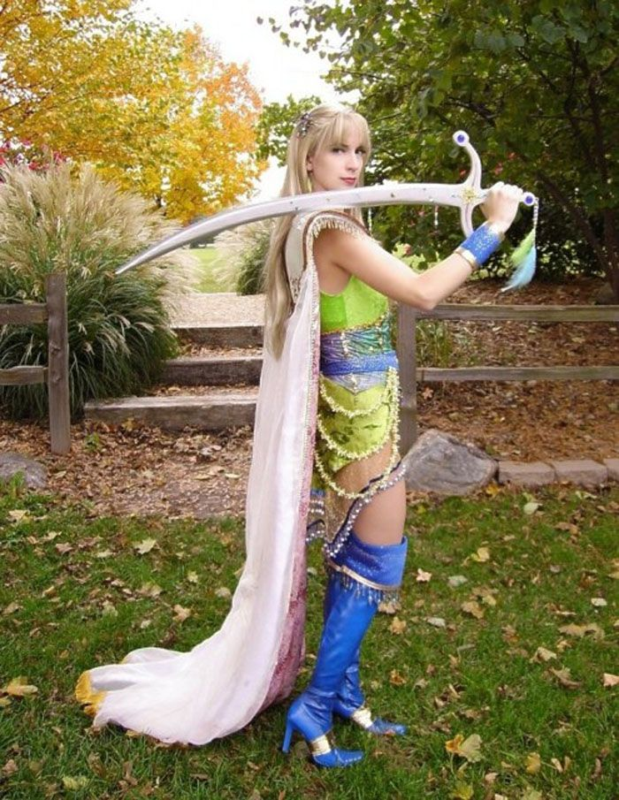 Sexy cosplay girls from around the world - 34
