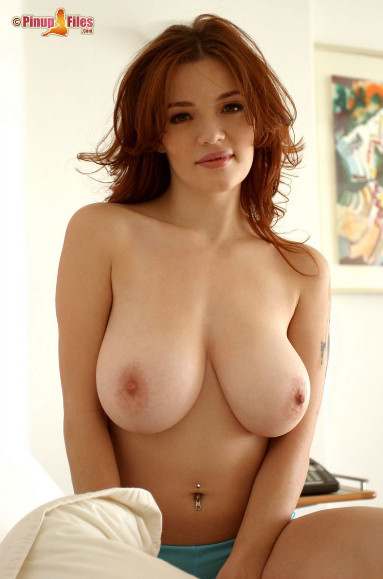 Amazing breasts