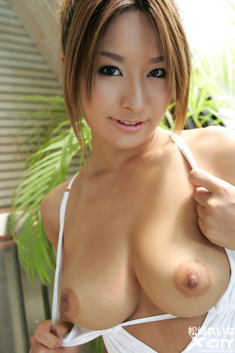 Reina Matsushima and her charming nipples - 02