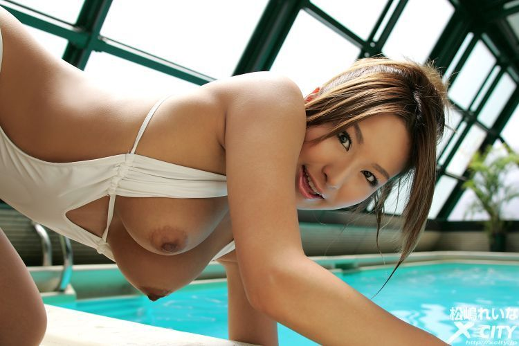 Reina Matsushima and her charming nipples - 05