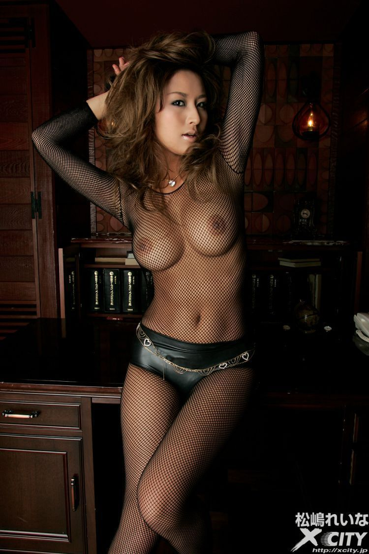Reina Matsushima and her charming nipples - 10