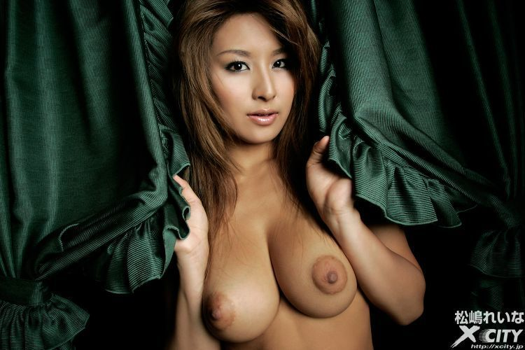 Reina Matsushima and her charming nipples - 14