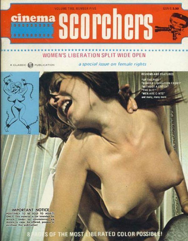 Обложки лучших американских порно журналов