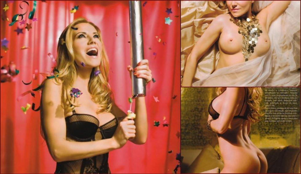 Lenka da Silva in Playboy magazine - 20