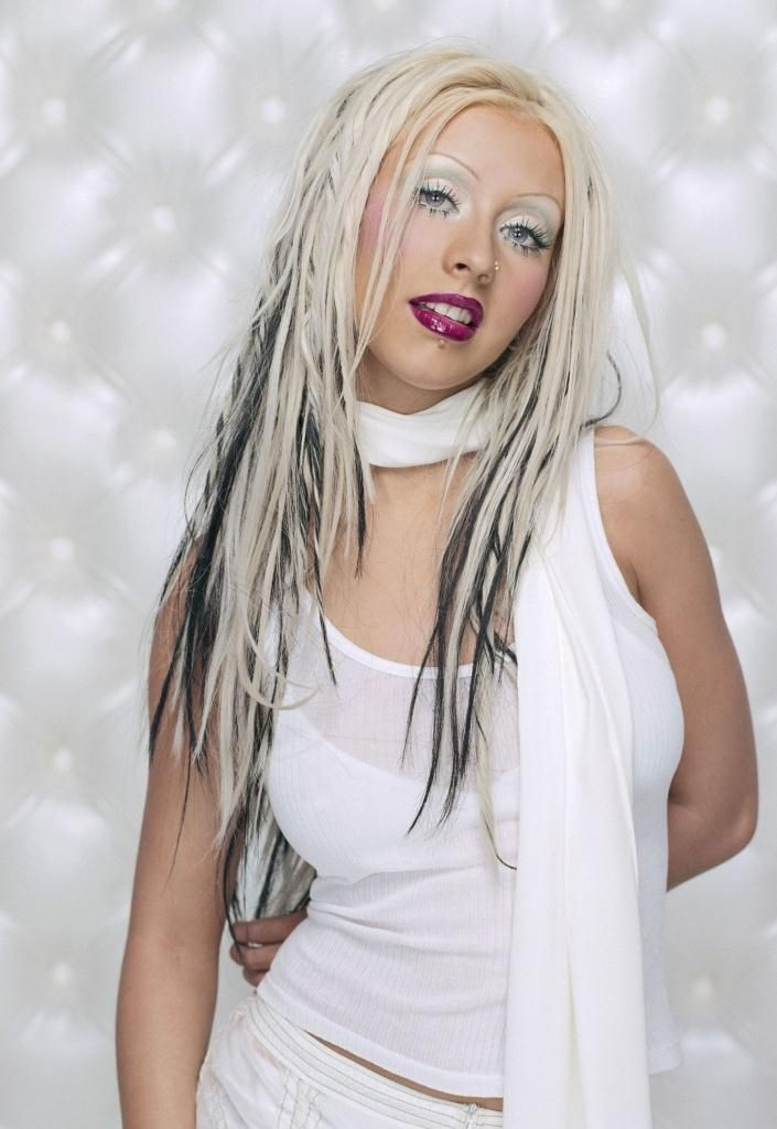 Compilation of the sexiest photos of Christina Aguilera - 11