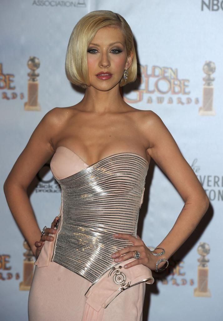 Compilation of the sexiest photos of Christina Aguilera - 18