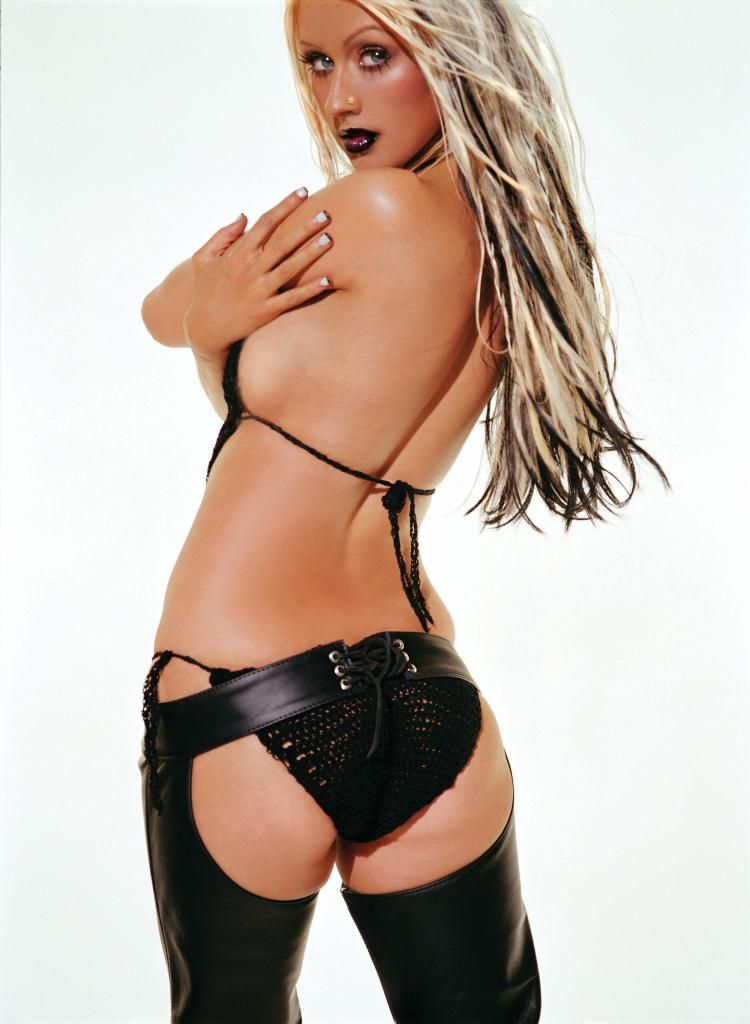 Compilation of the sexiest photos of Christina Aguilera - 39