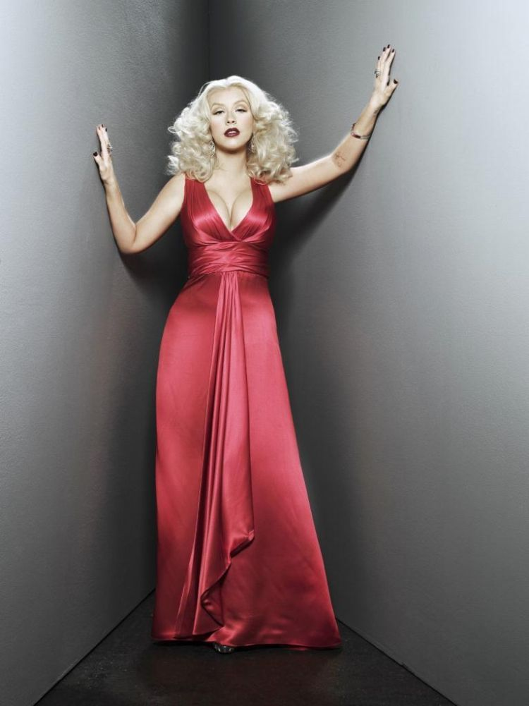 Compilation of the sexiest photos of Christina Aguilera - 44