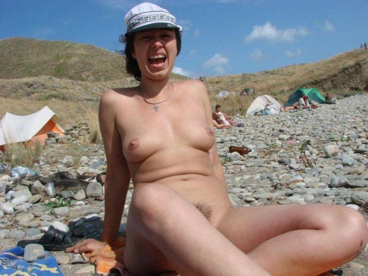 Hot days on a nudist beach - 30