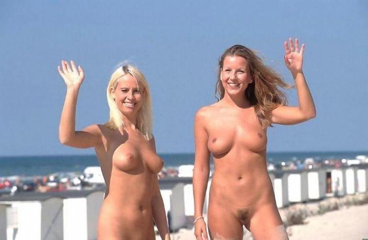 Hot days on a nudist beach - 48