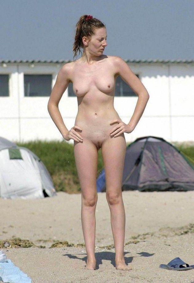 Hot days on a nudist beach - 51