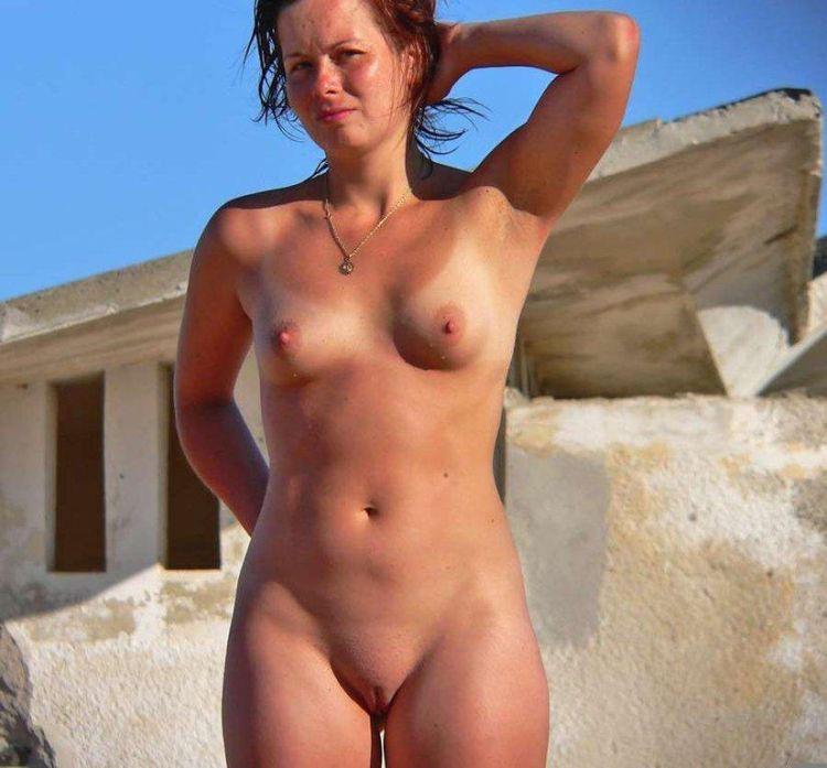 Hot days on a nudist beach - 52