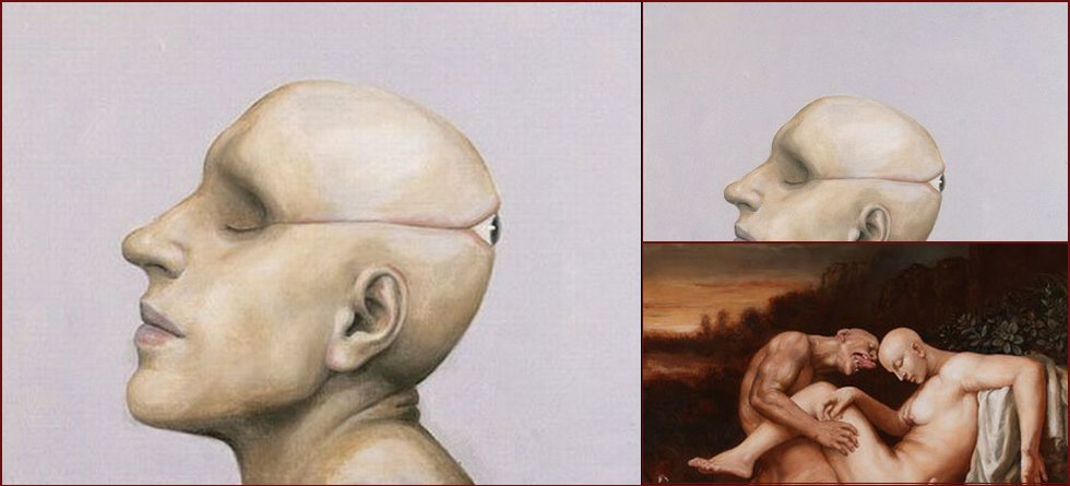 Crazy imagination of artist Xue Jiye - 17