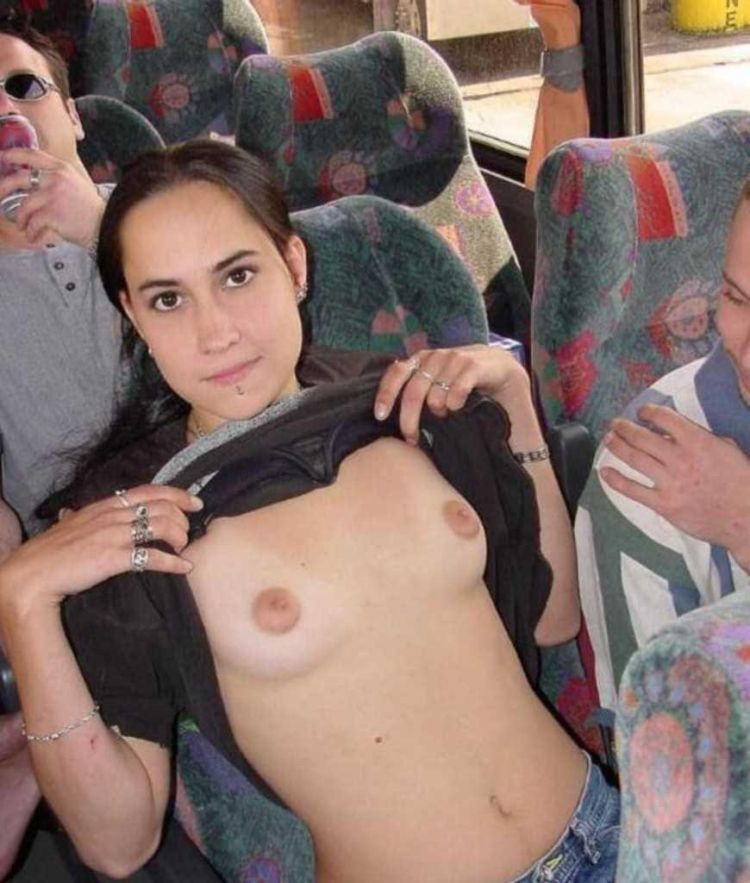 Pity, Nude boobs pics in bus