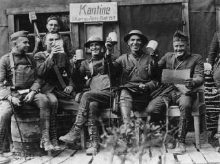 Censored photos of World War I