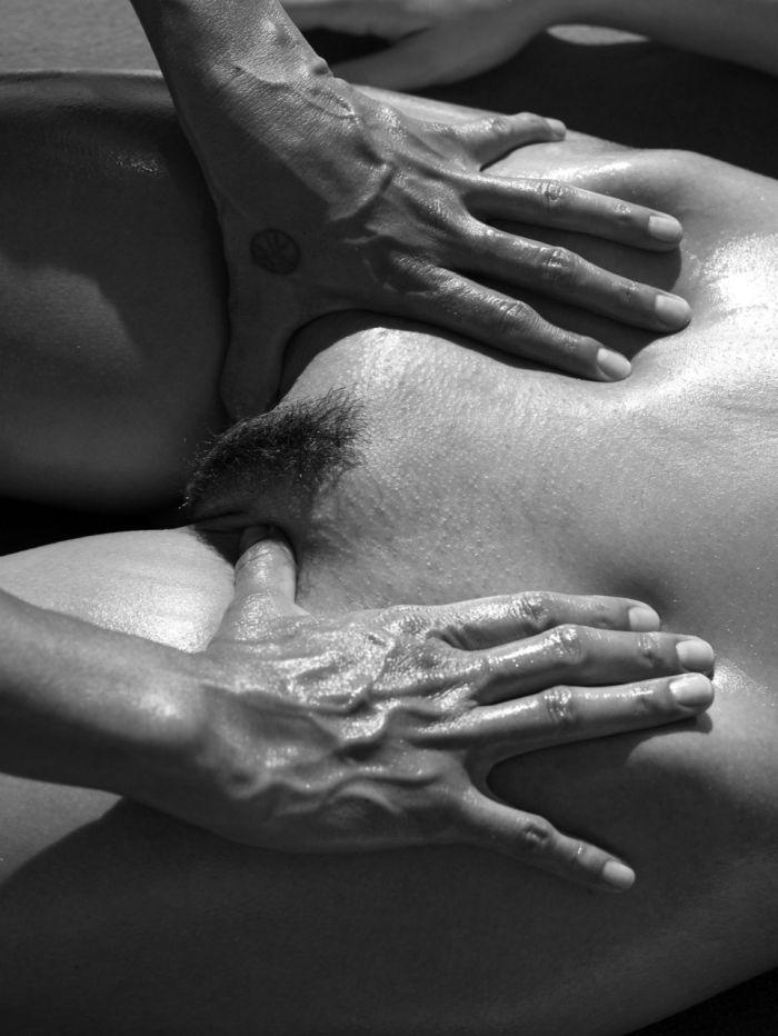 фото массаж влагалища