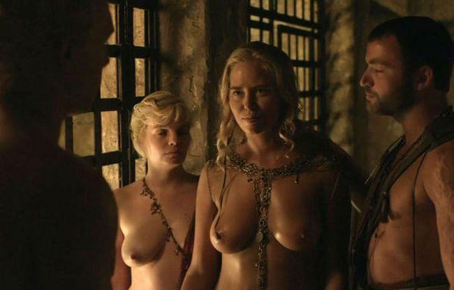 Порно актеры в сериале спартак