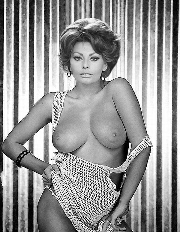 Софи лорен голая ню фото