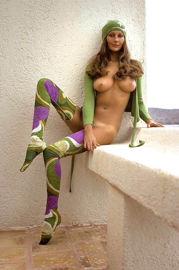 The most gorgeous girls of the main playboy Hugh Hefner - 17