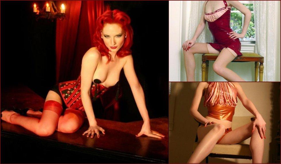 Very seductive fetish model Angela Ryan - 17