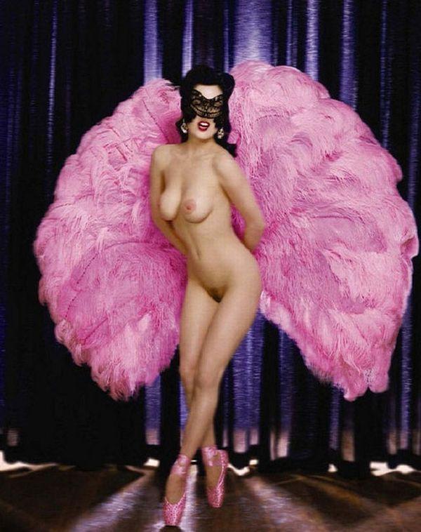 Big collection of erotic photos of burlesque queen Dita von Teese - 05