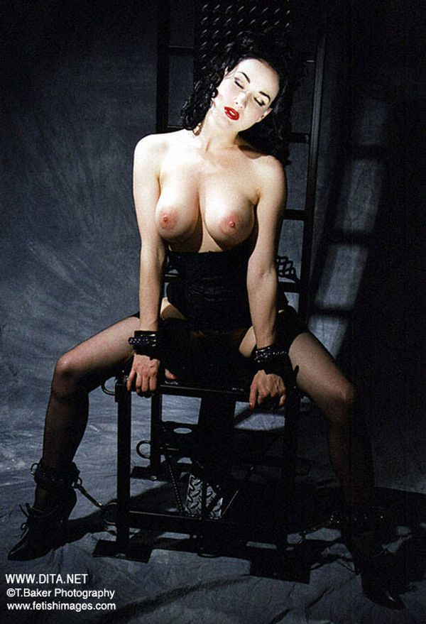 Big collection of erotic photos of burlesque queen Dita von Teese - 26