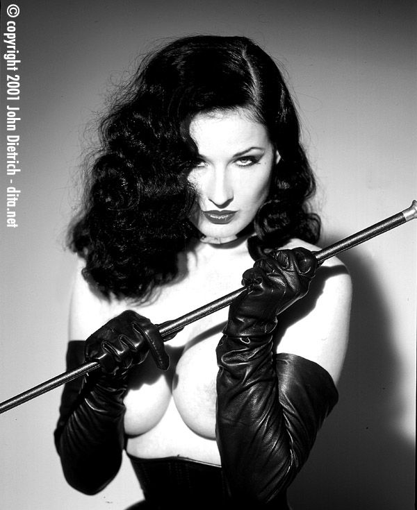 Big collection of erotic photos of burlesque queen Dita von Teese - 41