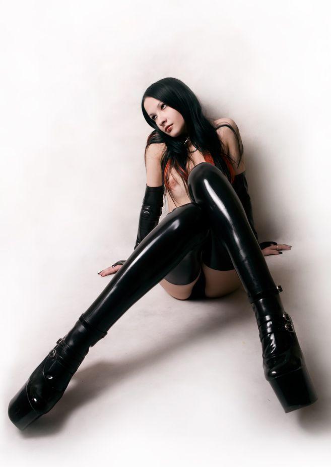 Gothic erotic photography you