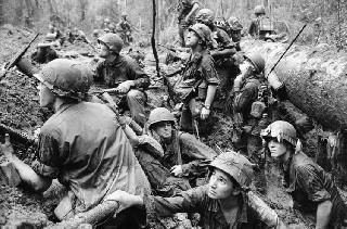 Photo galleries dedicated to the 35th anniversary of the end of the war in Vietnam