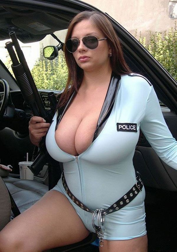 Impressive collection - girls with very large breasts - 22