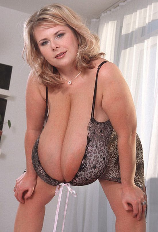 Impressive collection - girls with very large breasts - 24