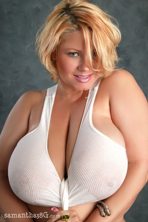 Impressive collection - girls with very large breasts - 28