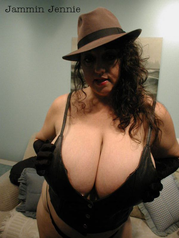 Impressive collection - girls with very large breasts - 29