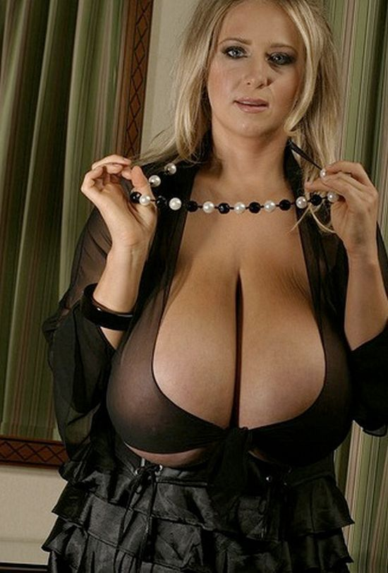 Impressive collection - girls with very large breasts - 35