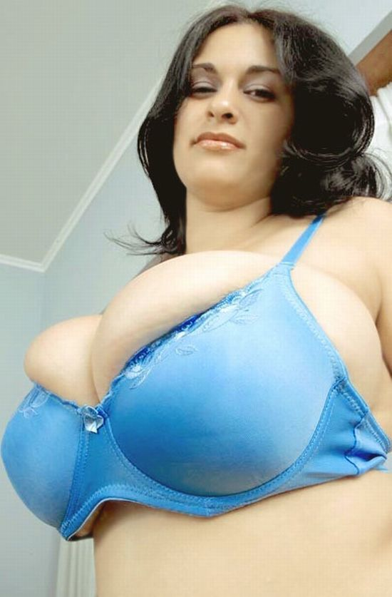 Impressive collection - girls with very large breasts - 46
