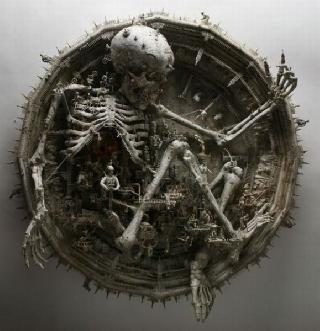 Shocking Art of Kris Kuksi