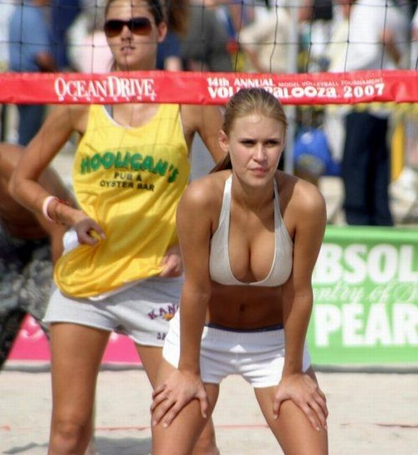 Do you like to watch women's volleyball? I do ;) - 19