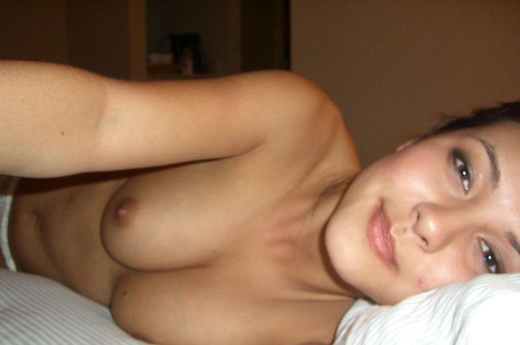 A girl with perfect breasts - 12