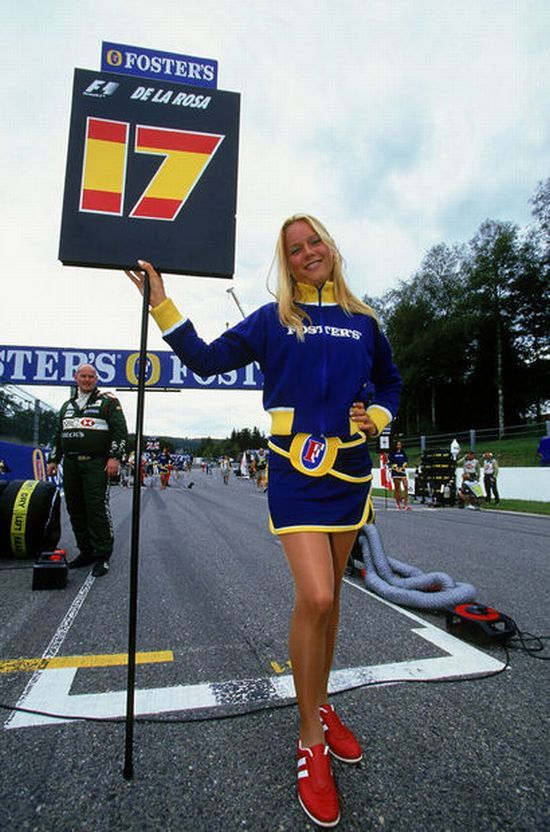 Hot girls from Formula 1 - 03