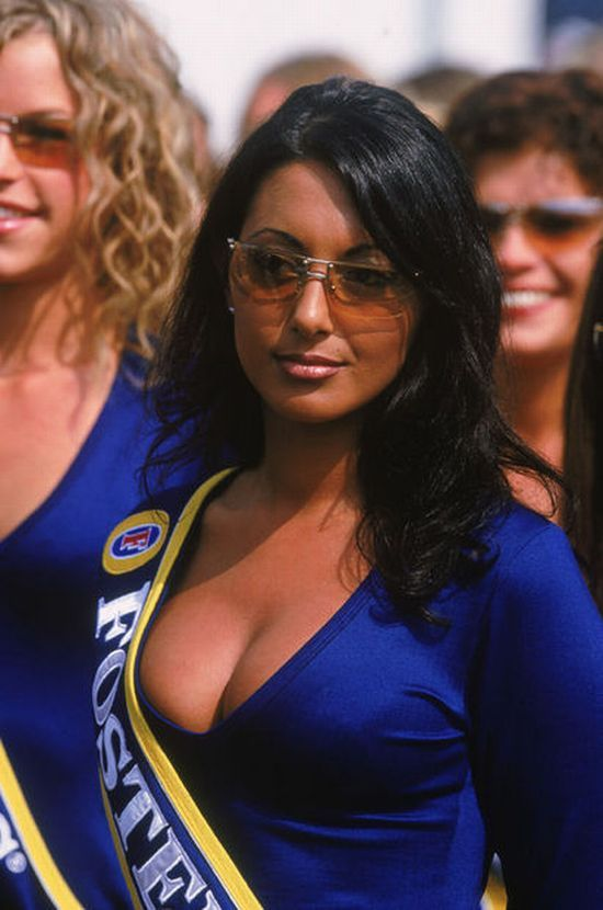 Hot girls from Formula 1 - 04