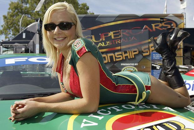 Hot girls from Formula 1 - 05