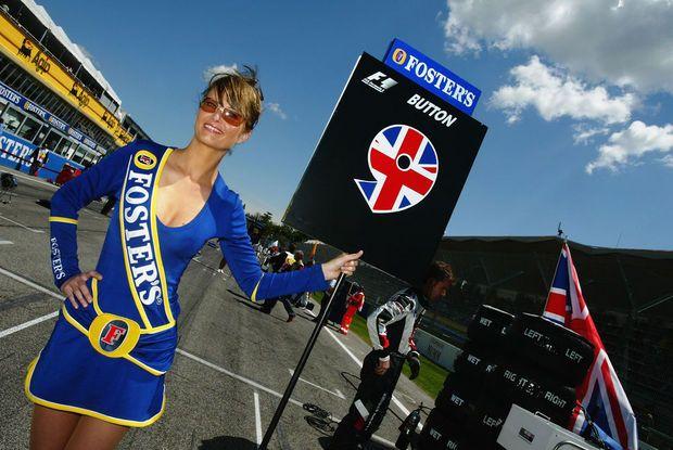 Hot girls from Formula 1 - 06