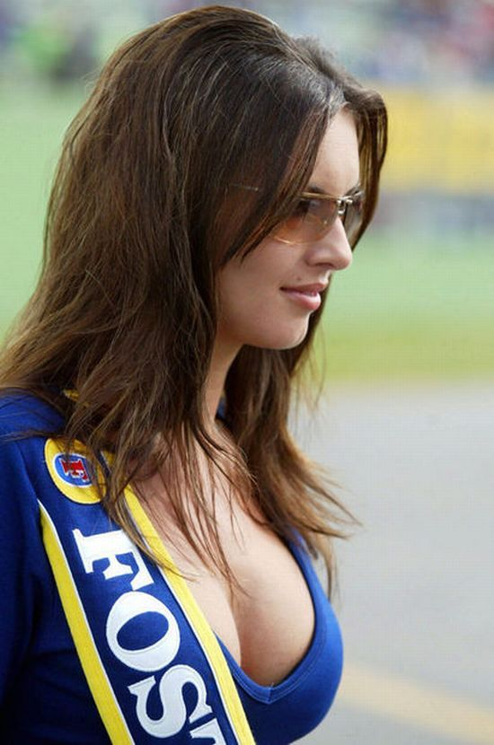 Hot girls from Formula 1 - 09