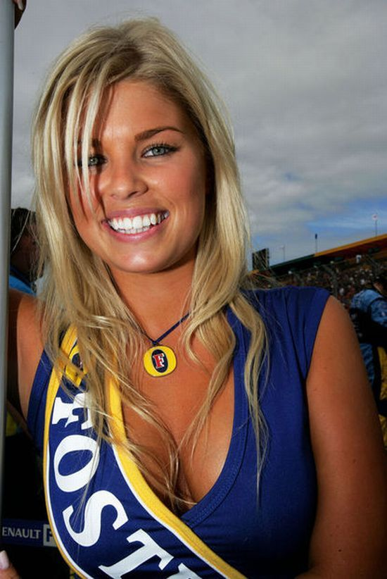 Hot girls from Formula 1 - 12