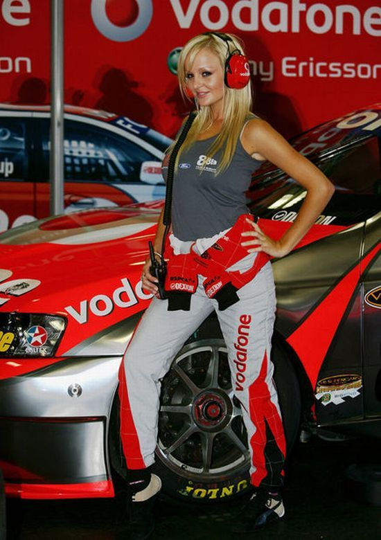 Hot girls from Formula 1 - 20